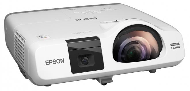 videoproiettore ottica ultra corta prezzo